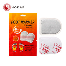 Factory made hot-sale for Ceramic Heating Pad customized heating pad adhesive foot warmer pad export to Netherlands Manufacturers