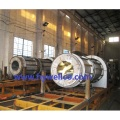 Rotary Drum Dryer for Battery Industry Powder
