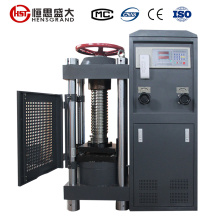 YES-1000 digital display compression testing machine
