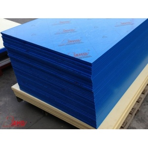 Excellent quality for for Plastic Hdpe Sheet Blue Color 4x8 HDPE Plastic Sheets export to Aruba Exporter