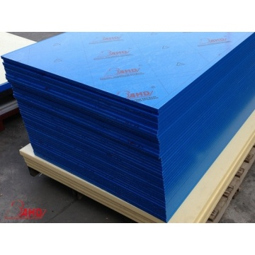 China New Product for Hdpe 500 Sheet Blue Color 4x8 HDPE Plastic Sheets supply to United States Exporter