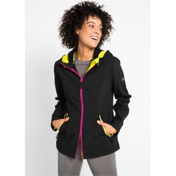 Ladies sport wear softshell