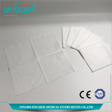 Goods high definition for Absorbent Cotton Roll Medical Disposable Non-woven Swab export to Portugal Manufacturers