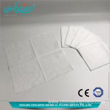 Personlized Products for Medical Cotton Wool Medical Disposable Non-woven Swab supply to Lithuania Manufacturers