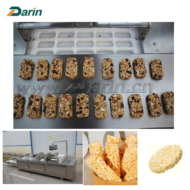 Full Automatic Sesame Fruit Bar Making Machine