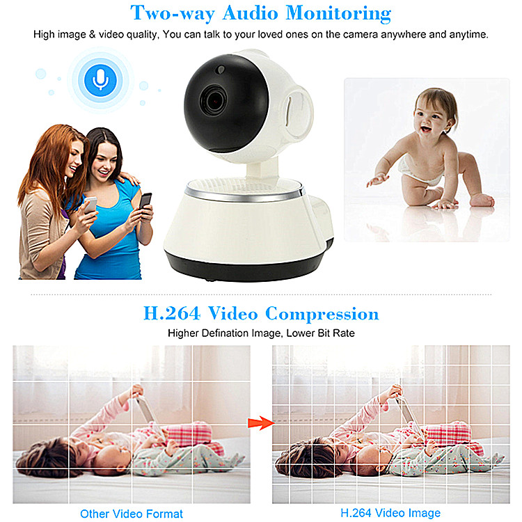 indoor security camera