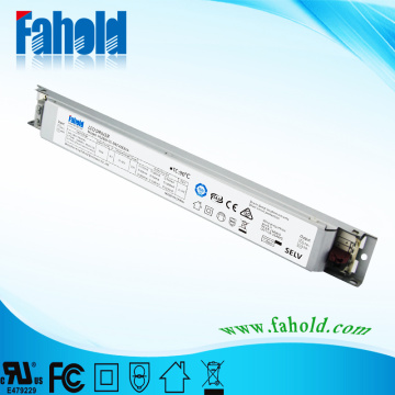45W LED Tri-proof Linear Licht Treiber 42V