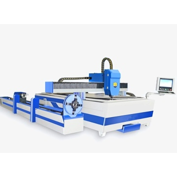 Stainless Steel Square Round Tube/Pipe Laser Cutting Machine