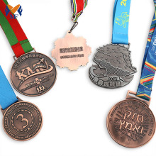 Good Quality for Running Medal Runs with medals best race finisher medals export to North Korea Suppliers