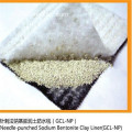 Bentonite waterproofing geosynthetic clay liner price