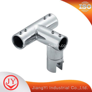 Shower Enclosure Panel Support Tube Connector