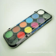 Natural Non Toxic Vegan Face Painting Party Kits