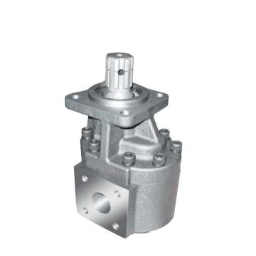 Crawler Tractor  external gear pump