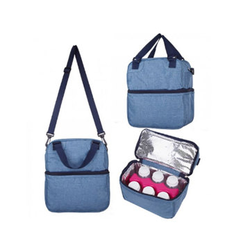 Large Insulated Cake Ice Cube Cooler Bag