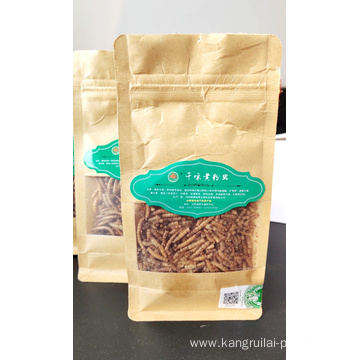Mealworms with high Protein