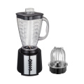 New style push button blender with coffee grinder
