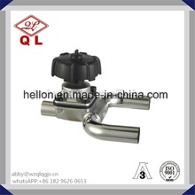 New Items Sanitary Stainless Steel U-Type Diaphragm Valve