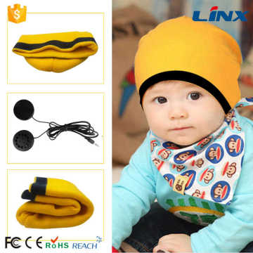MP3 Stereo Hat Children Headphones for Kids