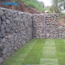 50mm Hole Size Welded Galvanized Gabion Panels