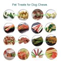 Pet Treats Dog Chew Food Processing Line