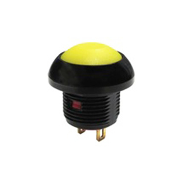Highest Rating IP68  Waterproof Push Button Switch