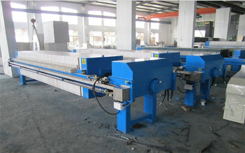 Food Beverage Stainless Steel Filter Press 1