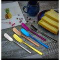 304 stainless steel tableware jam spatula butter knife