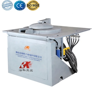 Gold Induction Smelting Furnace Industrial Equipment