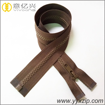 No.5 plastic thick resin derlin injected zipper