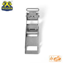 2 Inch High Quality Stainless Steel Overcenter Buckle