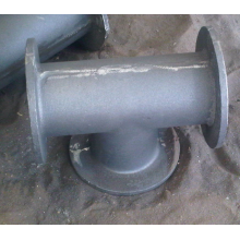 Ductile Iron AII Flanged Equal Tee