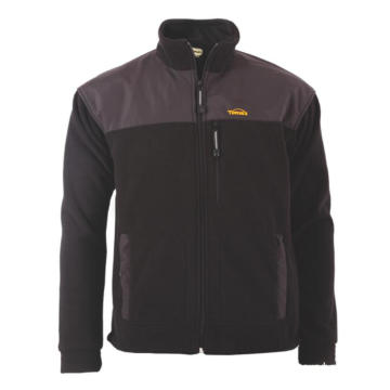 100% poliéster 320gsm Fleece Jacket