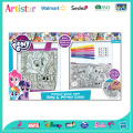 MY LITTLE PONY colouring your own bag
