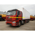 FAW 20 Ton Reefer Box Trucks