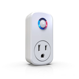 Wireless remote socket with adapter