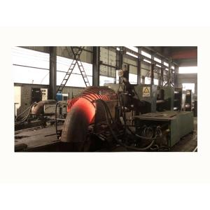 Hot making carbon steel elbow machine