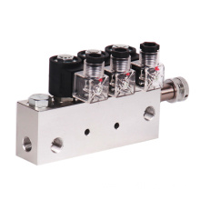 Best Quality for China Hydraulic Manifold,Pneumatic Hydraulic Manifold,Hydraulic Manifold Block Manufacturer and Supplier High quality Hydraulic Aluminum Manifold Blocks supply to Cote D'Ivoire Wholesale