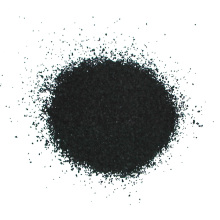 Waste water treatment granular carbon.