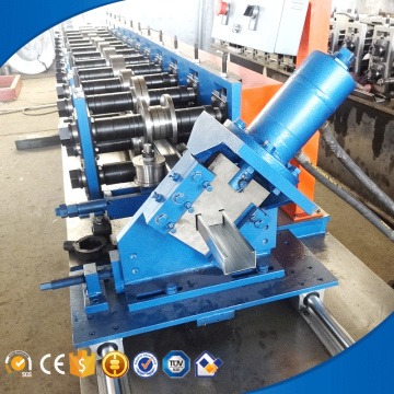 Hot product steel sheet welding keel steel roll forming machine