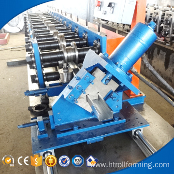 Steel sheet welding light steel frame forming machine