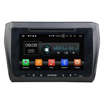 car multimedia navigation system for SWIFT 2017