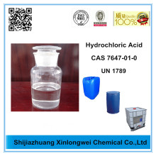 Popular Design for for Industrial Water Treatment Chemicals HCL Acid 32% Hydrochloric Acid supply to Indonesia Importers