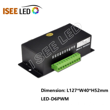 Artnet LED Driver for Dimmer LED Strip