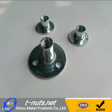 Leading for Three Holes T-Nuts Tee Nuts for Rock Climbing supply to Chad Manufacturer