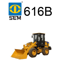 Sem616B Mini Loader Building Machine For Earth Moving
