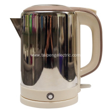 Top Quality for Aluminium Electric Water Kettle Straight Type Electric Kettle supply to Indonesia Manufacturers