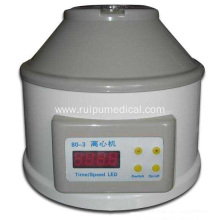China supplier OEM for Micro Hematocrit Centrifuge CENTRIFUGE MACHINE 80-3 export to Reunion Factories