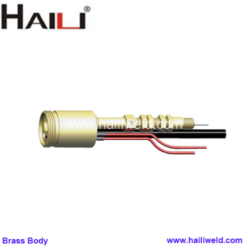 Brass Body for Binzel Torch Consumables