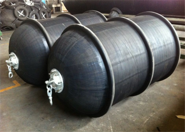 Ribbed Pneumatic Fenders