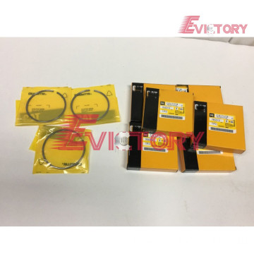 CATERPILLAR engine parts 3056 piston ring set